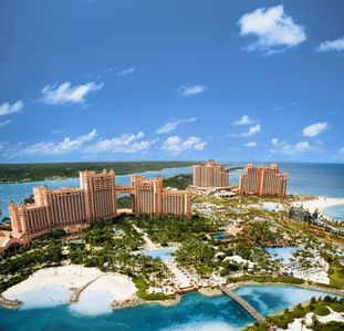 The Reef at Atlantis, Autograph Collection 1 Bedroom Suite, Ocean Front