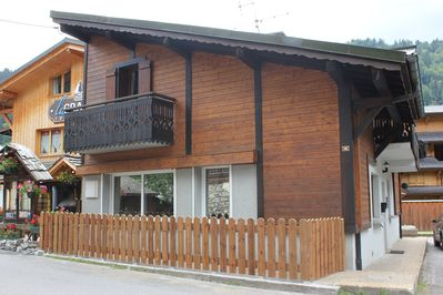 Chalet Rosta - right in the centre of town!