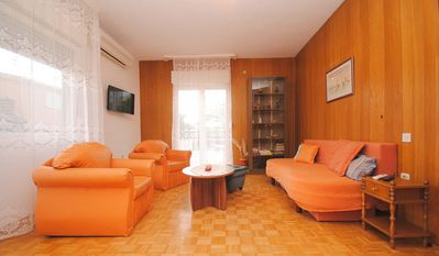 Photo for Spacious apartment with three terraces