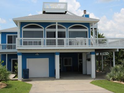 Photo for Beach Front Home with Private Pool in New Smyrna Beach