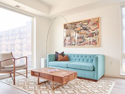 Photo for Sonder | SECOND + SECOND | Bold 2BR + Balcony