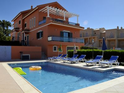 Photo for Luxury Villa With Private Heated Swimming Pool