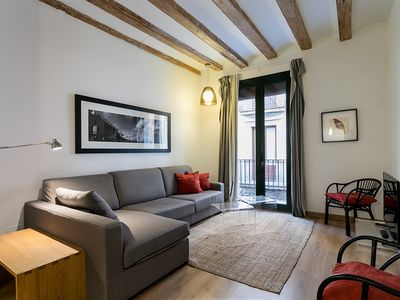 Photo for Nice apartment in the city center of BCN!