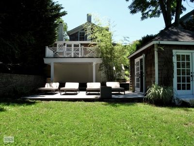 Photo for Designer Sag Harbor Cottage Steps From Village Shops And Restaurants