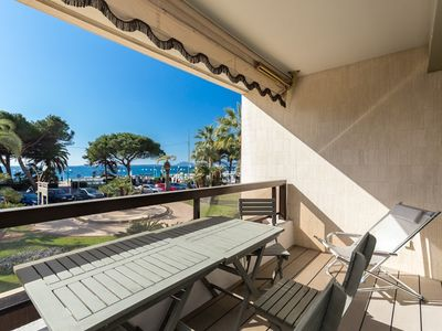 Photo for CENTER BAY STUDIO in a standing and seafront residence - Seaview