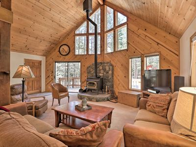 Photo for NEW! Tahoe Donner Cabin w/Hot Tub, 8 Min. to Lake!