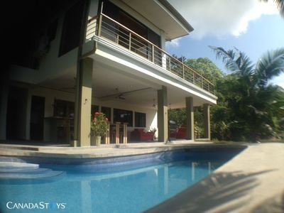 Photo for NATURE LOVERS DREAM! OCEAN VIEW, WILDLIFE IN YOUR GARDEN, PRIVATE POOL