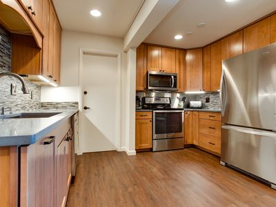 Photo for Modern Remodeled Condo w/Easy Resort Access-In Unit W/D & Wonderful Sunset Views