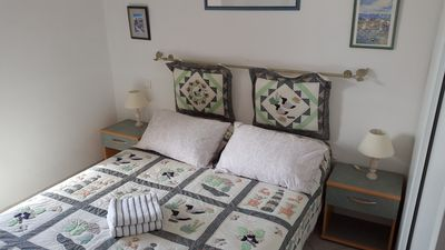 Photo for T3 air-conditioned 200 m walk from the beach of Marinella