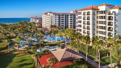Photo for 2BR Resort Vacation Rental in Palm Beach Shores, Florida