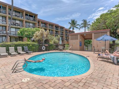 Photo for Maui Vista #2-101 Ground Floor, Near Pool, Across From Kamaole Beach Park #1
