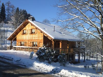 Chalet surrounded by nature...