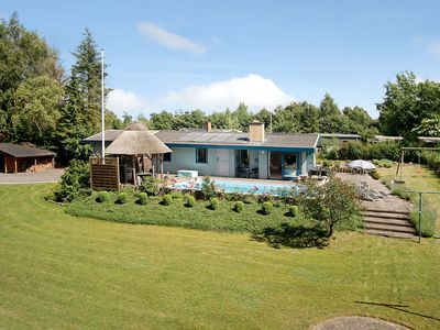Photo for Cottage with outdoor pool and free Internet