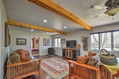 Your Mancos retreat awaits at this vacation rental home!