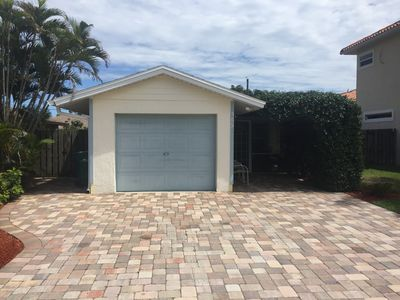 Photo for Beach Bungalow near one of the best beaches in Florida!  Steps from the beach!!