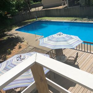 Photo for PRIME TIME JUST OPENED  8/18 - 8/30  HUGE POOL  2 blocks to Beach