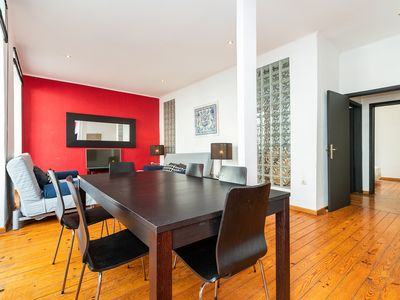 Photo for Charming flat in central Lisbon