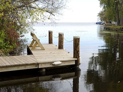 Photo for Cottage located on Lake Winnebago - 2 Bedrooms - 1 Bath - Isolated