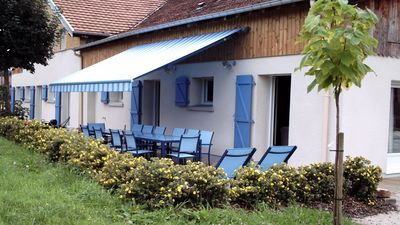 "Photo for 10 minutes from Gerardmer guest house 5 * ""Les Erables"" 10 - 14 p Jacuzzi"
