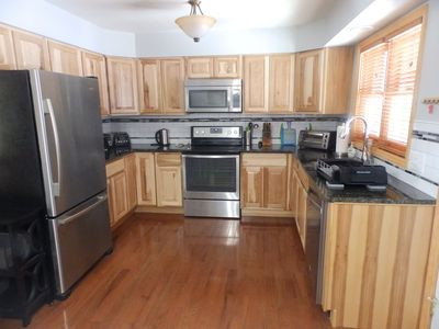 Photo for Wonderful, Bright, Updated  3 BR Townhome in Village, Sleeps 8 Very Comfortably!