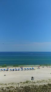 Photo for HOT DEAL Seacrest 704 1/1 Gulf Front Balcony, Directly on the Beach / Pool, Hot Tub / Prime Locatio