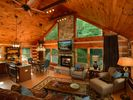 3BR Cabin Vacation Rental in Boone, North Carolina