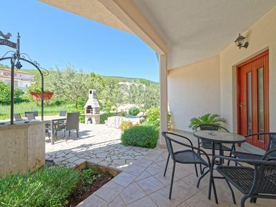 Photo for Two bedroom Apartment Karlo A4 with balcony, near Labin