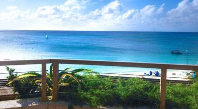 Oceanfront condo Located at The Ritz-Carlton, Grand Cayman