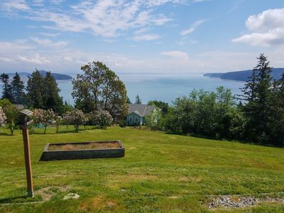 Photo for Fall Savings! 3BR Whidbey Island Getaway w/ Incredible Views of Skagit Bay