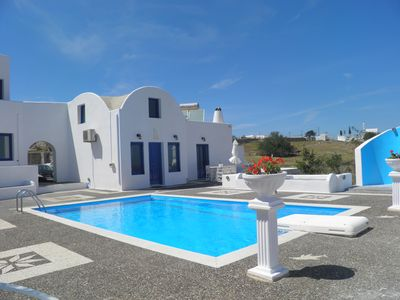 Photo for Santorini Traditional Suites , THIRAS Suite
