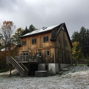 Photo for Dragonfly Casa - Family friendly secluded house with hot tub, close to Sugarbush