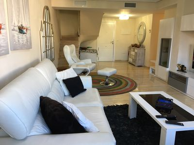 Photo for Luxury Penthouse/Duplex appartment in the beautifull town of Javea