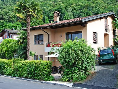 Photo for Apartment Appartemento Stefi (EG)  in Piazzogna, Ticino - 4 persons, 2 bedrooms