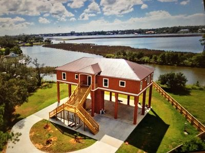 Photo for Amazing Water Front House in Golf Course community. 🐠🦐🐦