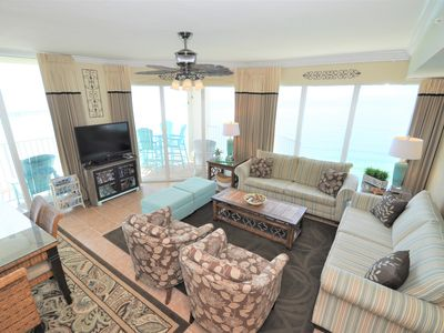 Photo for Emerald Coast Beach Vacations Offers You The Best Beach Properties on The Beach!