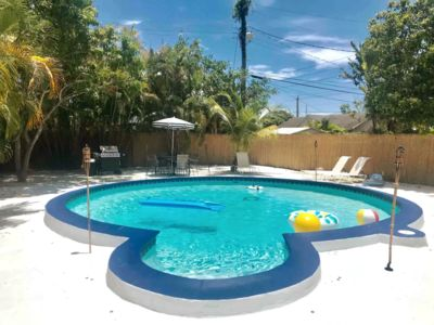 Photo for 3 Bedroom Pool House close to Ft. Lauderdale Beach