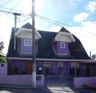 Photo for Chalet with panoramic view of the city, accommodation for up to 10 people, minimum 2 nights