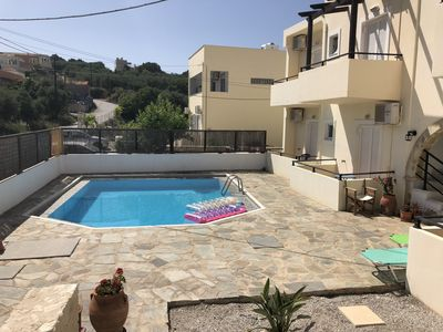 Photo for 2BR Apartment Vacation Rental in Almyrida