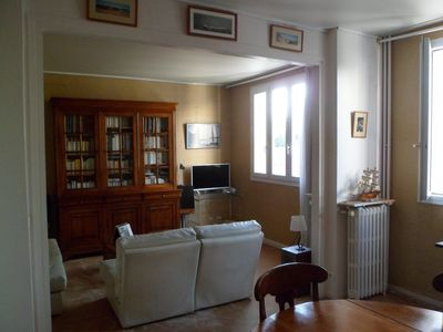 Photo for APARTMENT T2 - 50m2 - Spacious - Bright - Comfortable