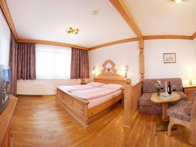 Photo for Juniorsuite Maria Theresia with shower od. Bathroom, WC - Schörhof, Wellness Hotel Gasthof