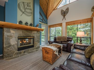 Photo for The Perfect Family Getaway Space! | 4BDR Ski-Out Condo with Hot Tub in Complex