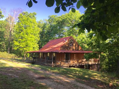 Photo for **FIREFLY COTTAGE**-Peaceful Setting-Located On 11 Acres