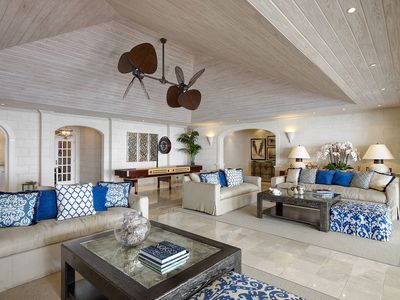 Photo for Penthouse at Old Trees, Paynes Bay