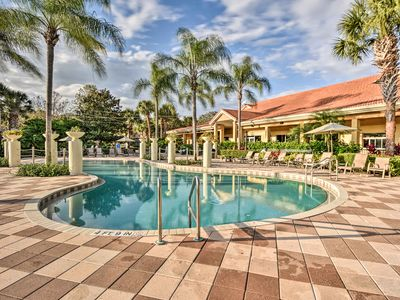Photo for NEW! Kissimmee Resort Townhome w/Luxury Amenities!