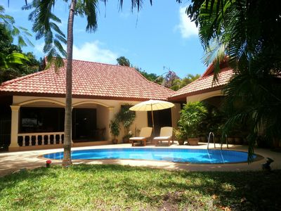 Photo for 2 Bedroom Private Pool PARADISE ISLAND
