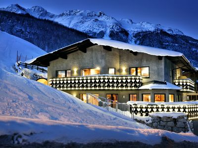 Photo for HEART - Manufaktur Appartements - Top1 Deluxe Apartment right on the ski slope