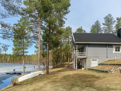 Photo for Vacation home Kreivilä in Ylitornio - 7 persons, 2 bedrooms