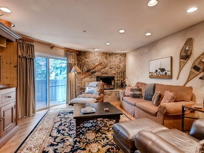 Photo for Platinum-rated Condo in Vail's Lionshead Village, short walk to Eagle Bahn