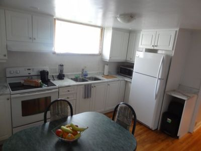Photo for Tony's Place...Clean Cozy Quiet Apartment close to absolutely everywhere