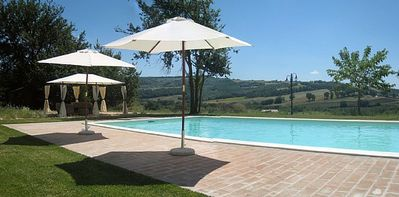 Photo for Villa Gramigna: A charming two-story villa surrounded by the greenery.